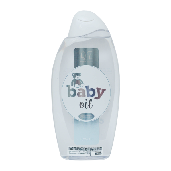 Q7 Baby Oil - 400ml
