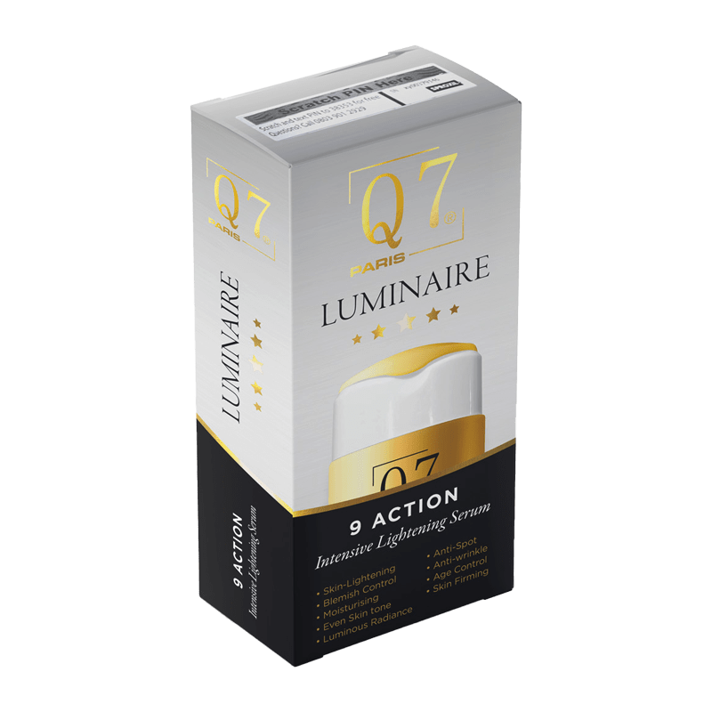 Luminaire 9-Action Intensive Lightening Serum – 30ml