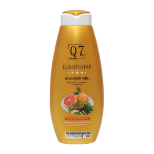 Q7-Paris-Luminaire-Sensitive-Oily-and-Acne-Prone-Skin-Shower-gel-with-Vitamin-C-Niacinamide-and-Moringa-Extracts-750ml